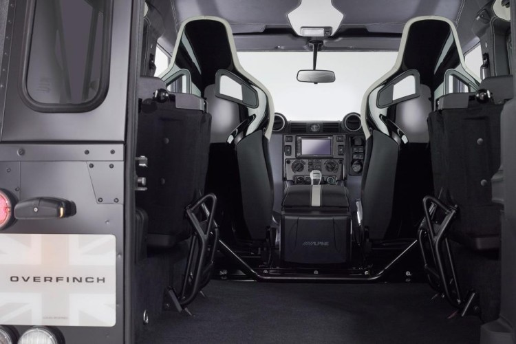 rear-through-door