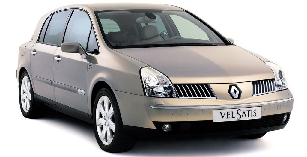 Renault Vel Satis (UPDATE)