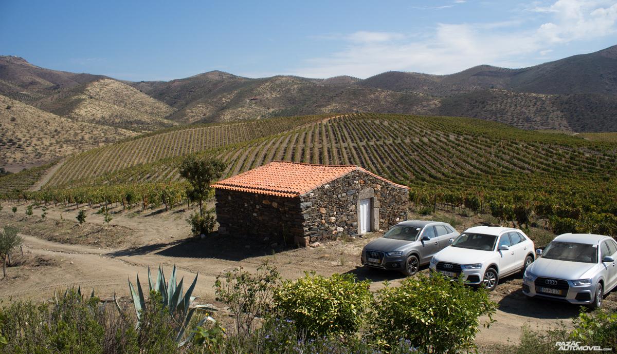 Audi quattro Offroad Experience - Douro