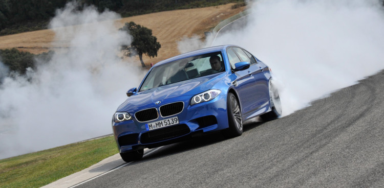 BMW M5 F10 DRIFT