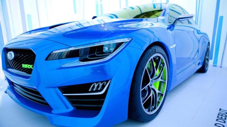 Subaru WRX STI (3)