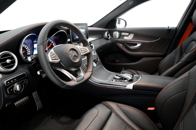 Brabus Mercedes C450 AMG (4)