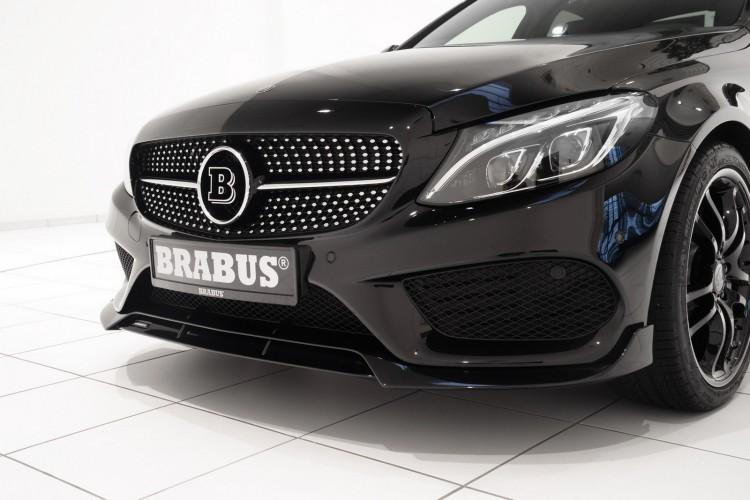 Brabus Mercedes C450 AMG (8)