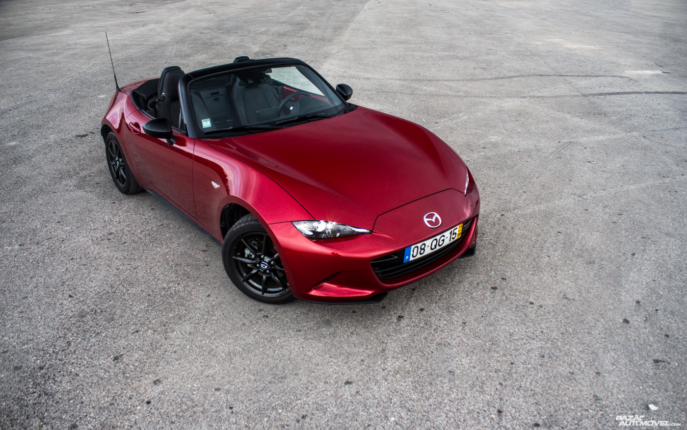 Mazda MX-5 World Car Of the Year