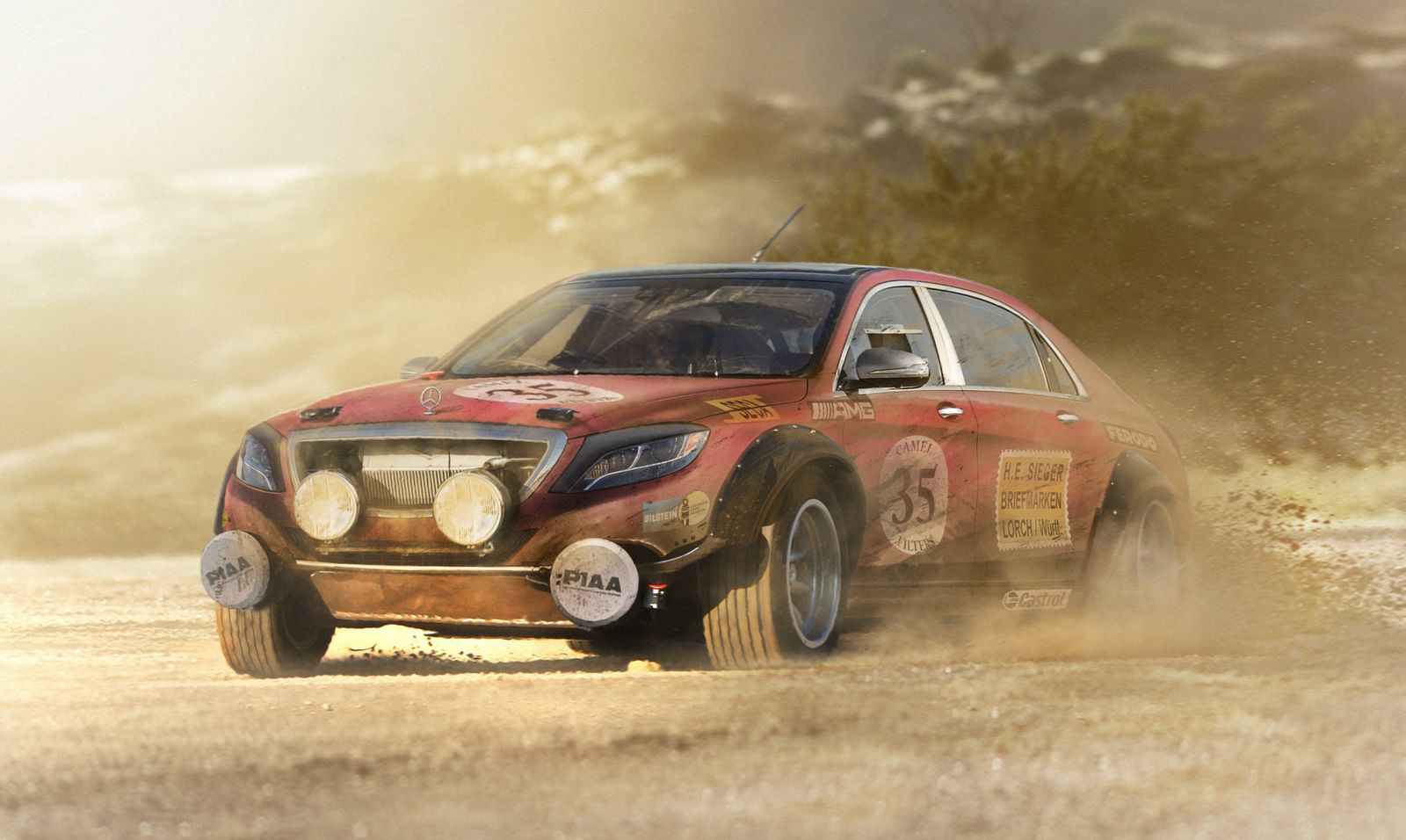 Mercedes-AMG Classe S