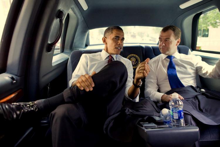 Obama Presidencial Car (3)