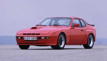 Porsche 924 3