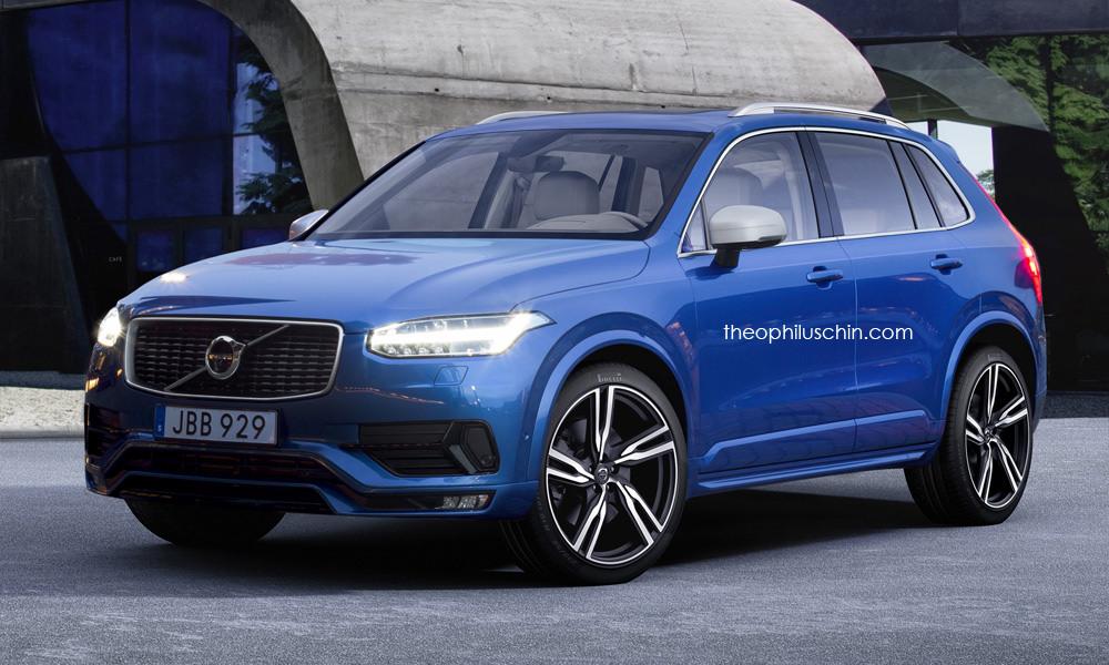 Design Neuer Volvo Xc60 2017 | 2017 - 2018 Best Cars Reviews