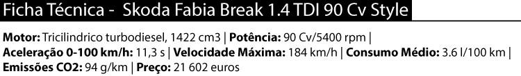 Skoda Fabia Break