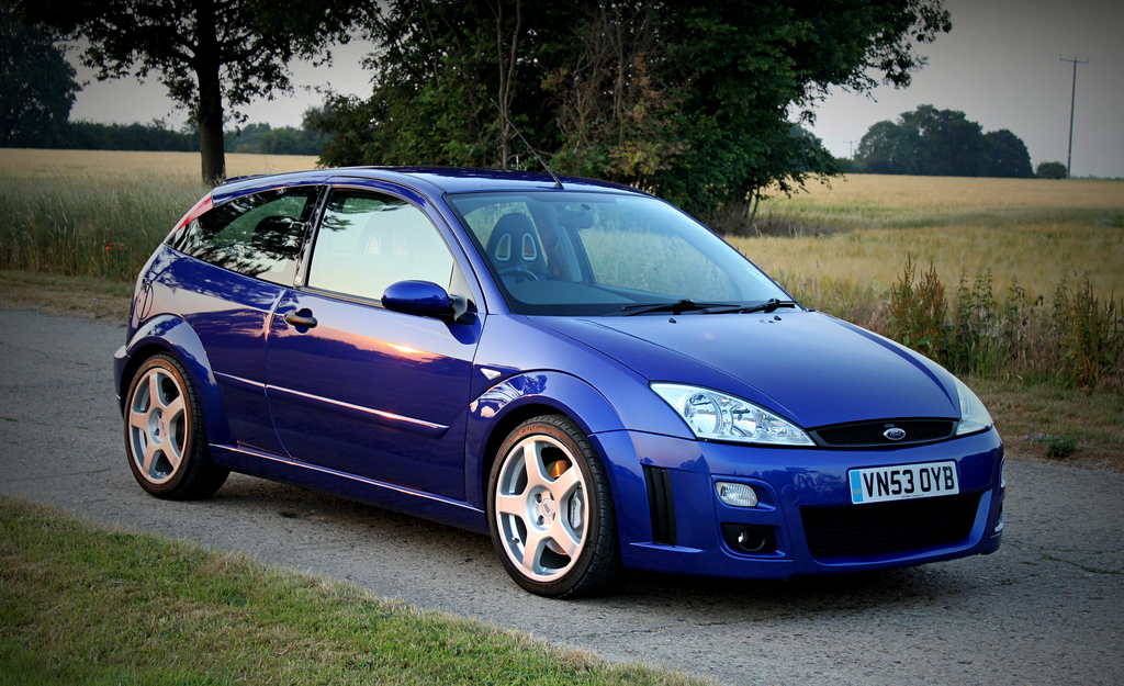 ford focus rs mk1