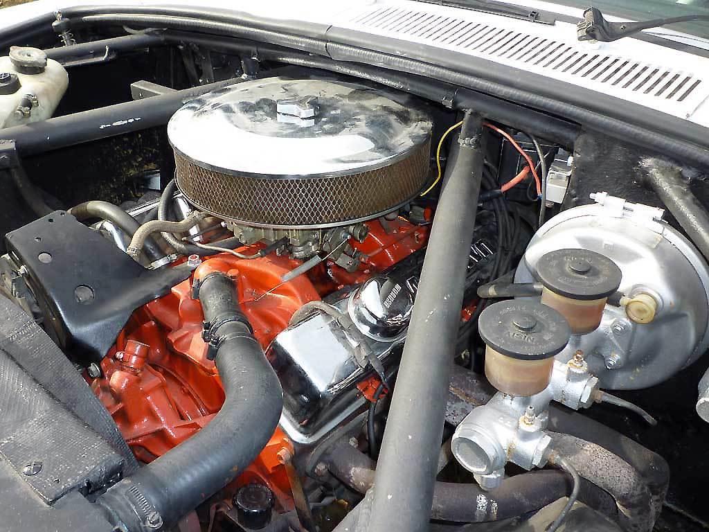 Rolls-Royce Jules, small block