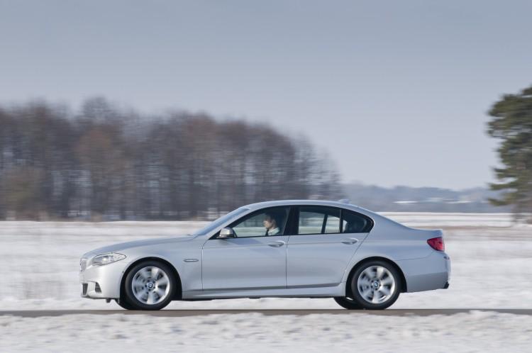 2016 BMW M550d xDrive 1