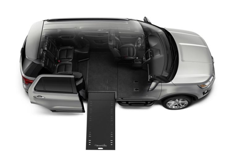 Ford Explorer BraunAbility MXV (3)