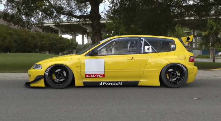 Honda Civic EG3 (2)