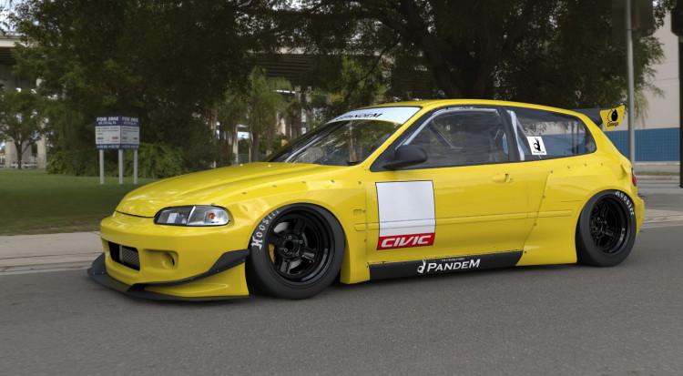 Honda Civic EG3 (4)