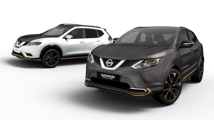 Nissan Qashqai & X-Trail Concepts (2)