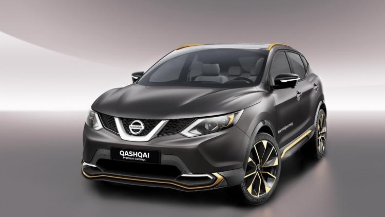 Nissan Qashqai & X-Trail Concepts (3)
