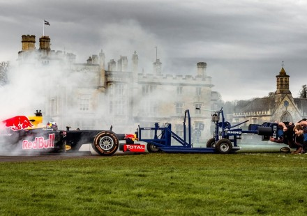 Red Bull formula 1 versus rugby team