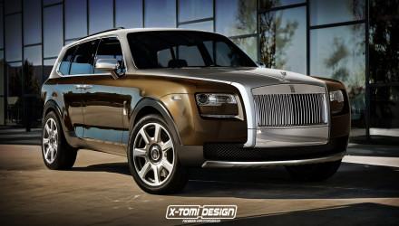 Rolls-Royce SUV2
