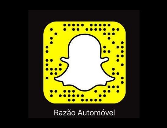 snapcode razão automóvel