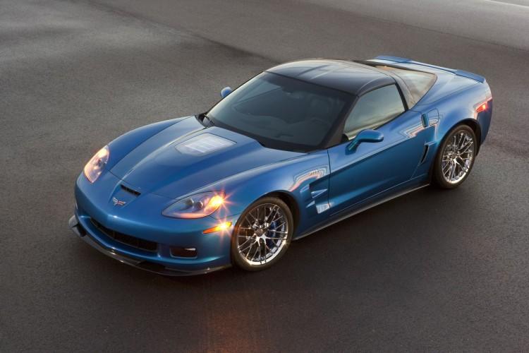 Corvette-ZR1 nurburgring top 10