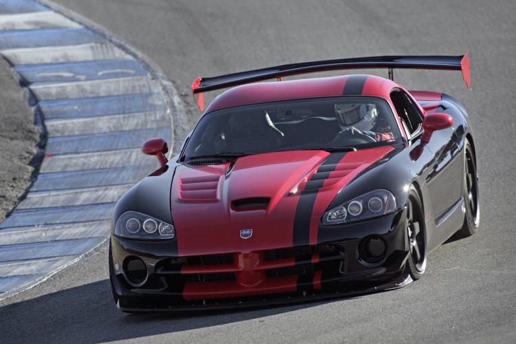 Dodge Viper SRT10 ACR nurburgring top 10