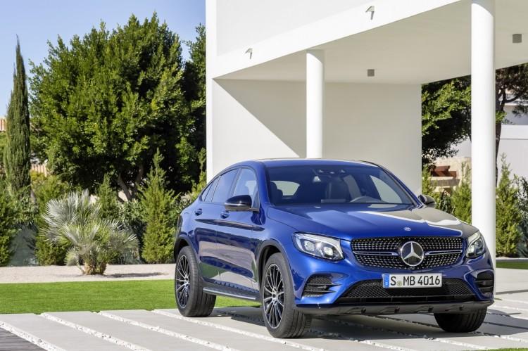 Mercedes-Benz GLC Coupé (17)