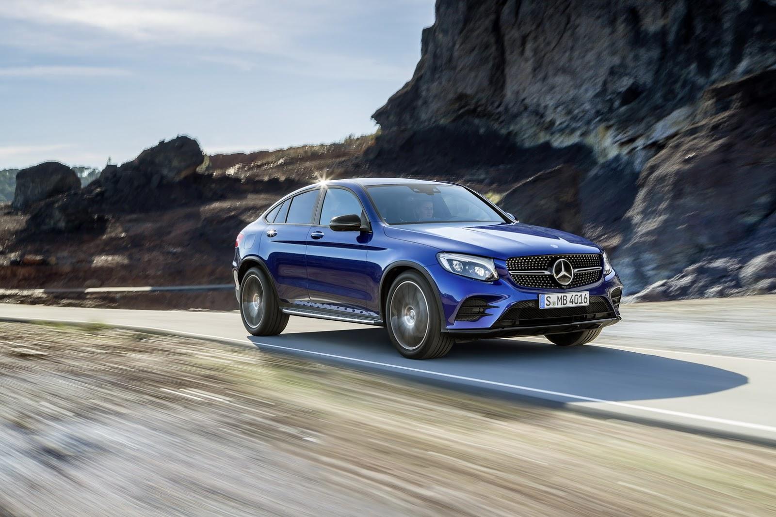 Mercedes-Benz GLC Coupé (6)
