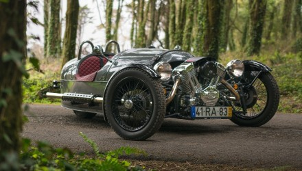 Morgan 3 Wheeler-11