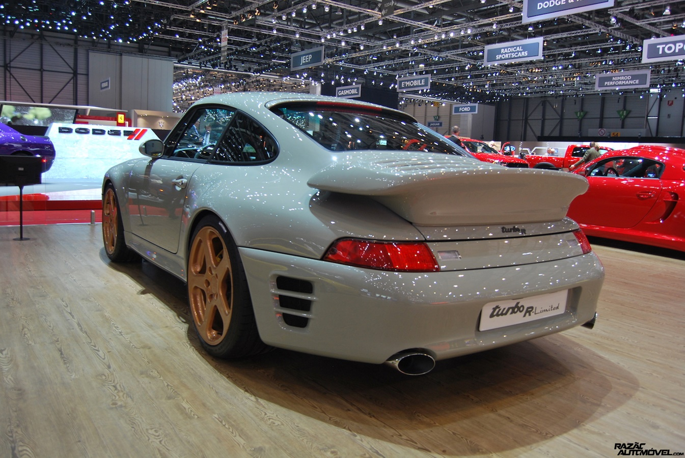 Ruf Turbo R Limited