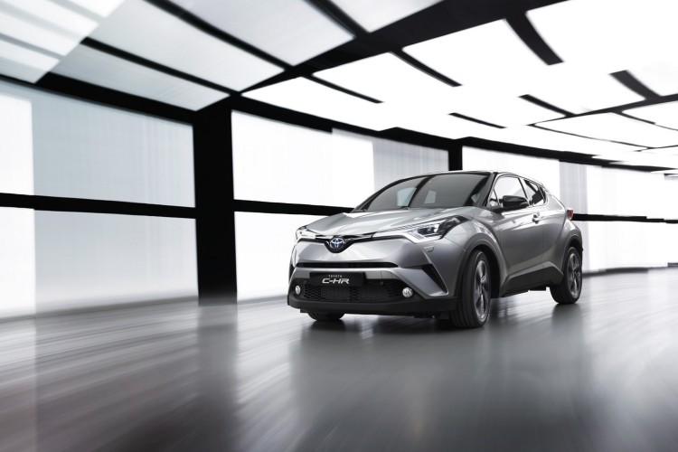 Toyota C-HR (9)