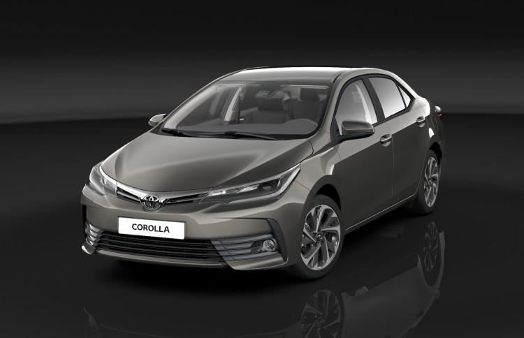 Toyota Corolla 2013 –