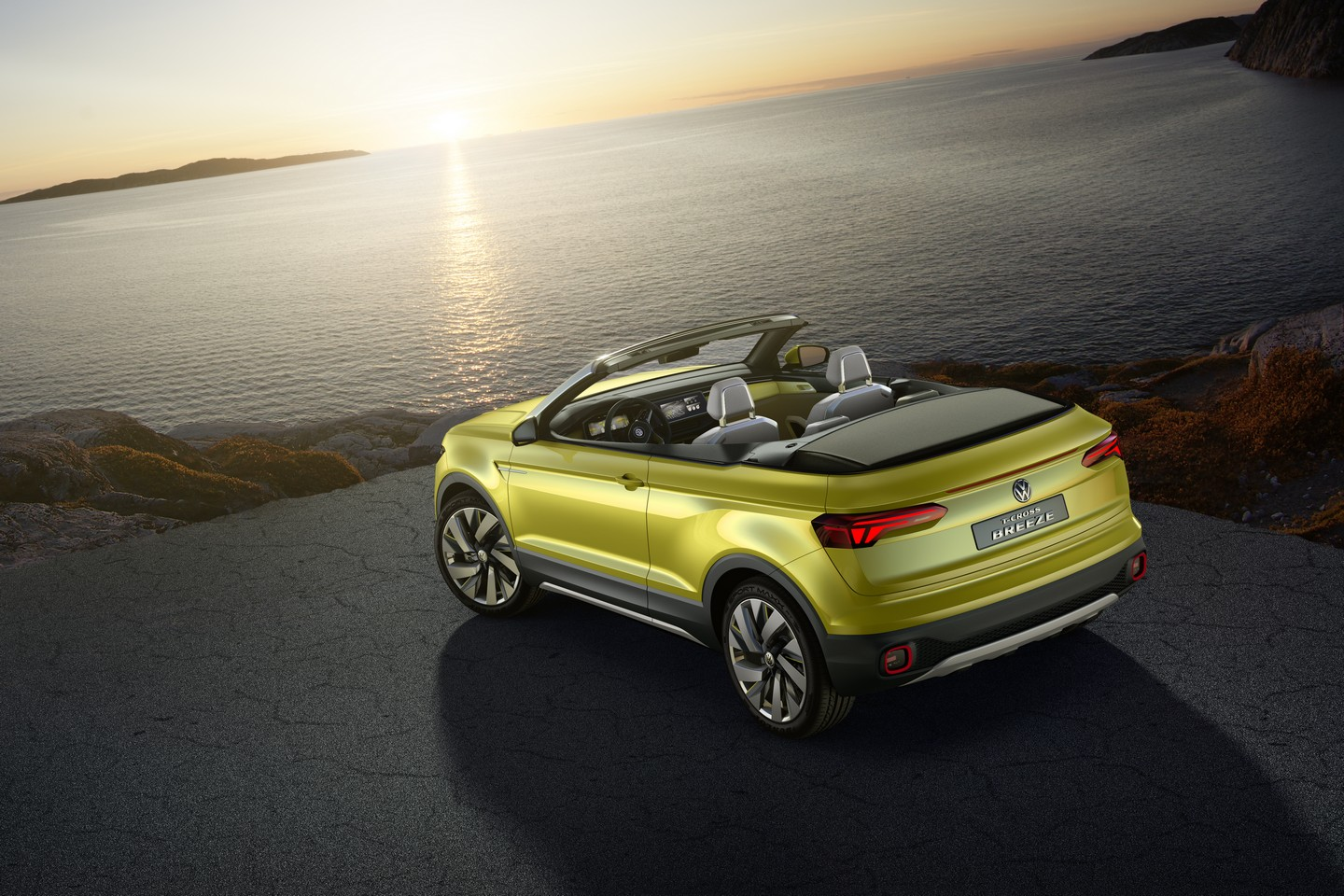 VW T-Cross Breeze concept (16)