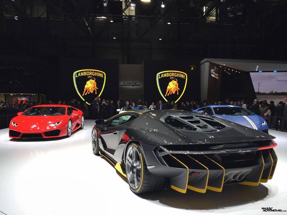 Lamborghini Genebra