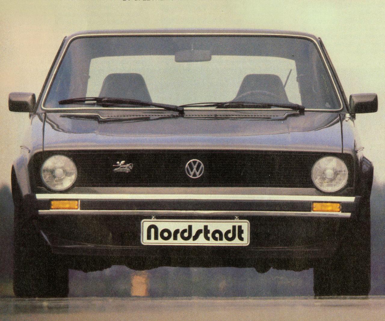 Volkswagen Golf Nordstadt V8