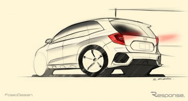 2017-Honda-CR-V-sketch