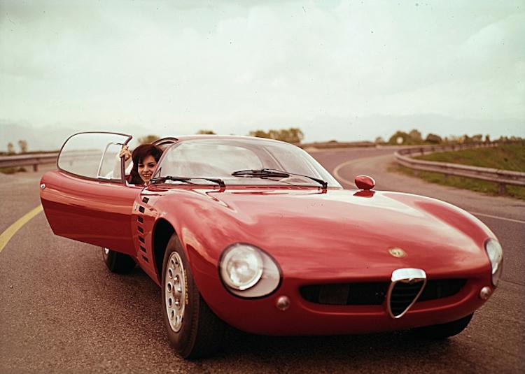 Alfa Romeo Canguro 1964-1