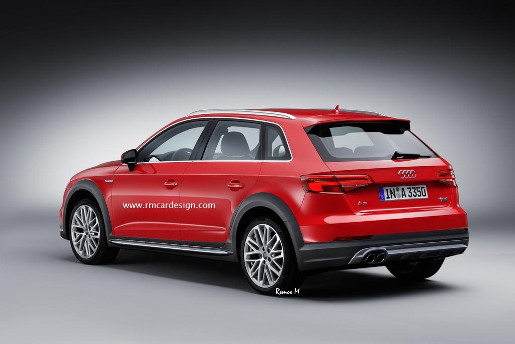Audi A3 Allroad