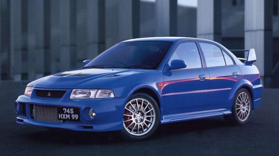 Mitsubishi EVO VI