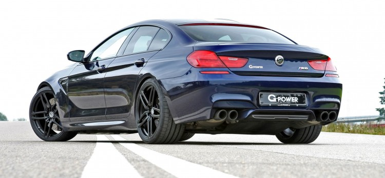 G-Power BMW M6 Gran Coupé (5)