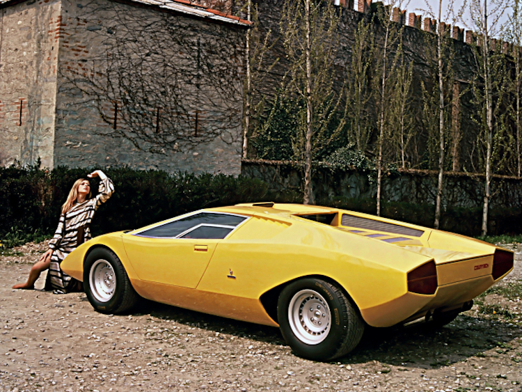 Lamborghini Countach 1971-2