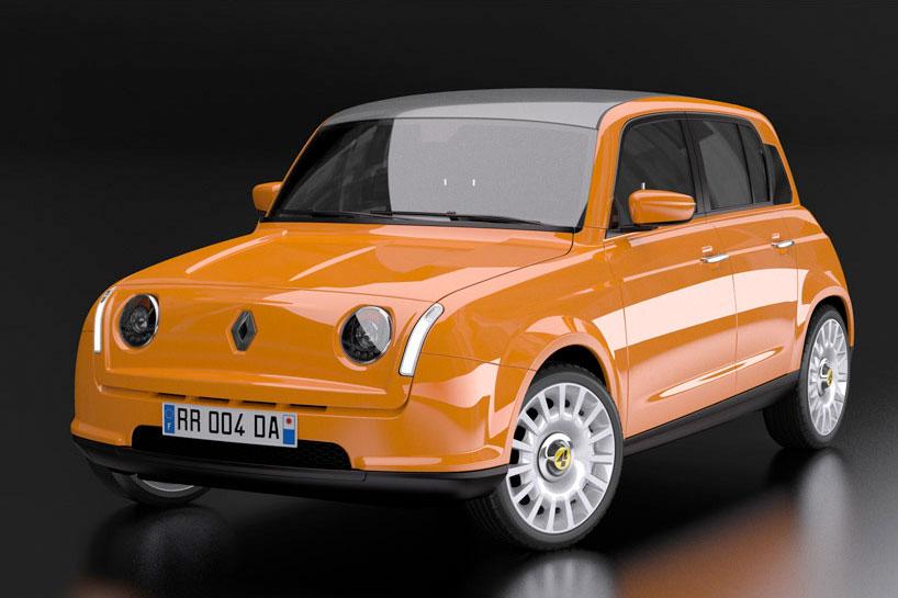 Renault 4 Obendorfer