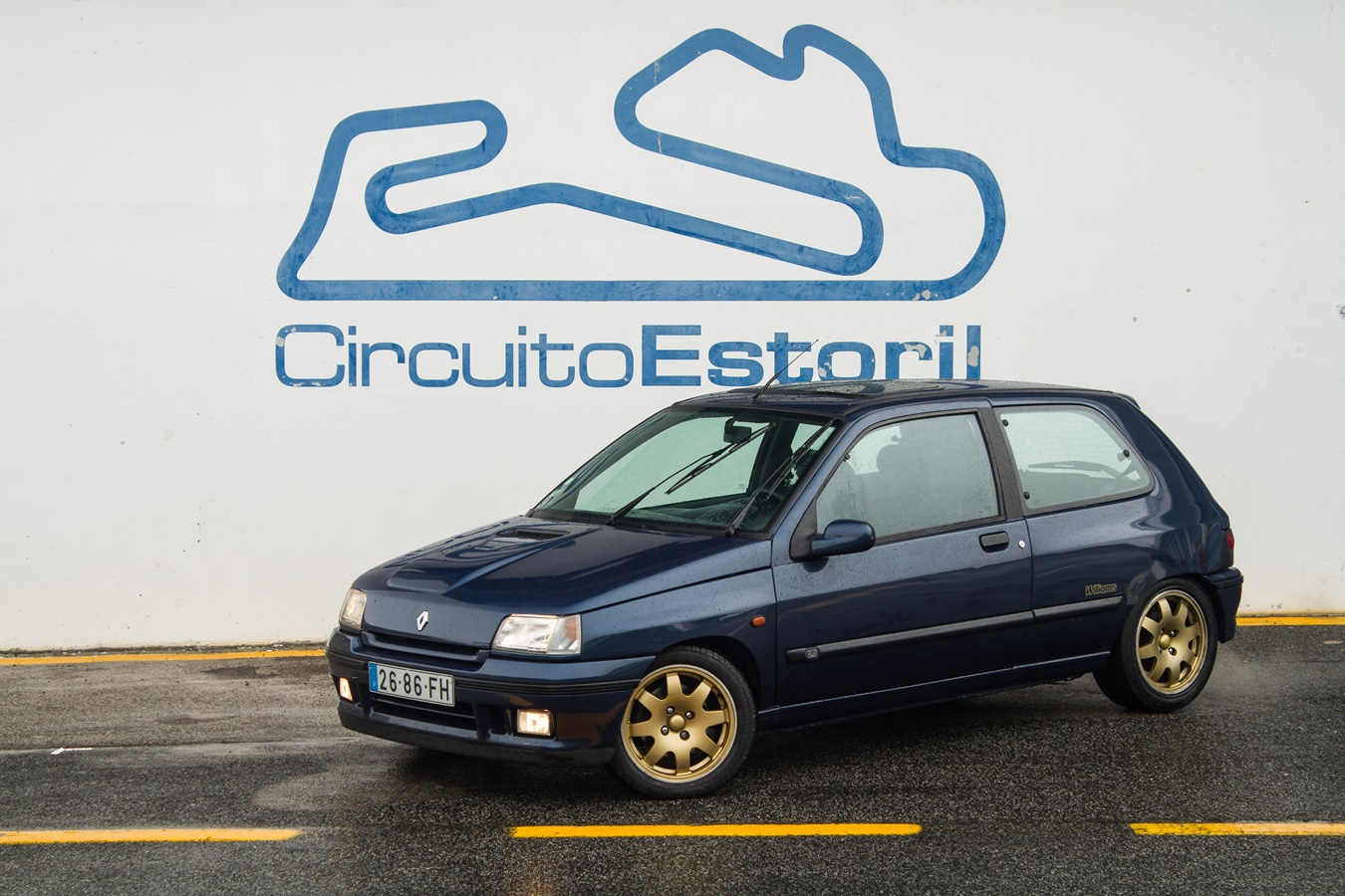Renault Clio Williams (54)