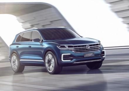 Volkswagen T-Prime Concept GTE-1