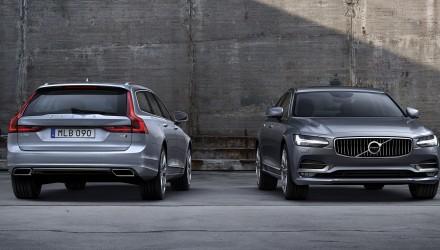 Volvo V90 e S90