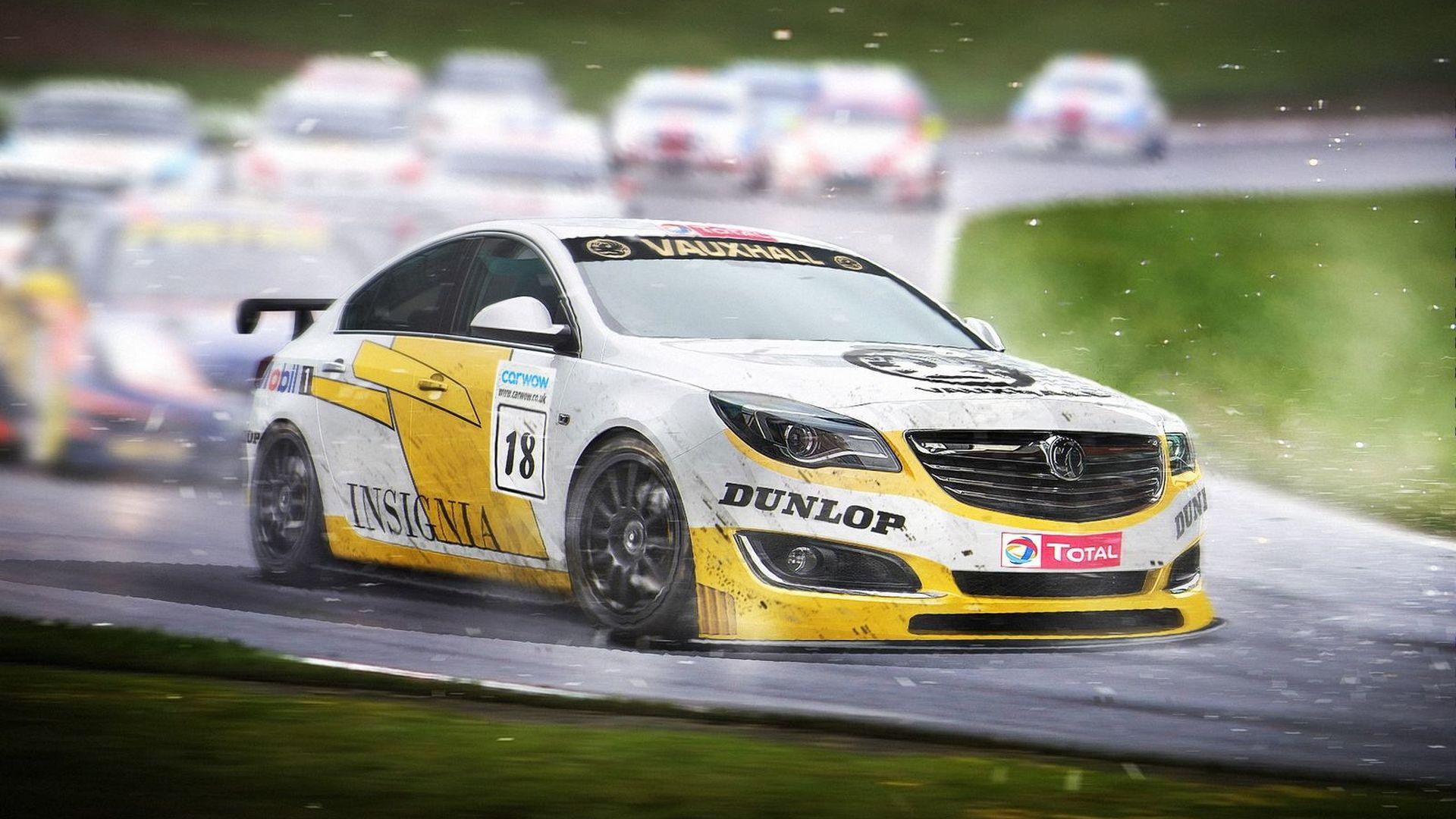 Opel Insignia BTCC