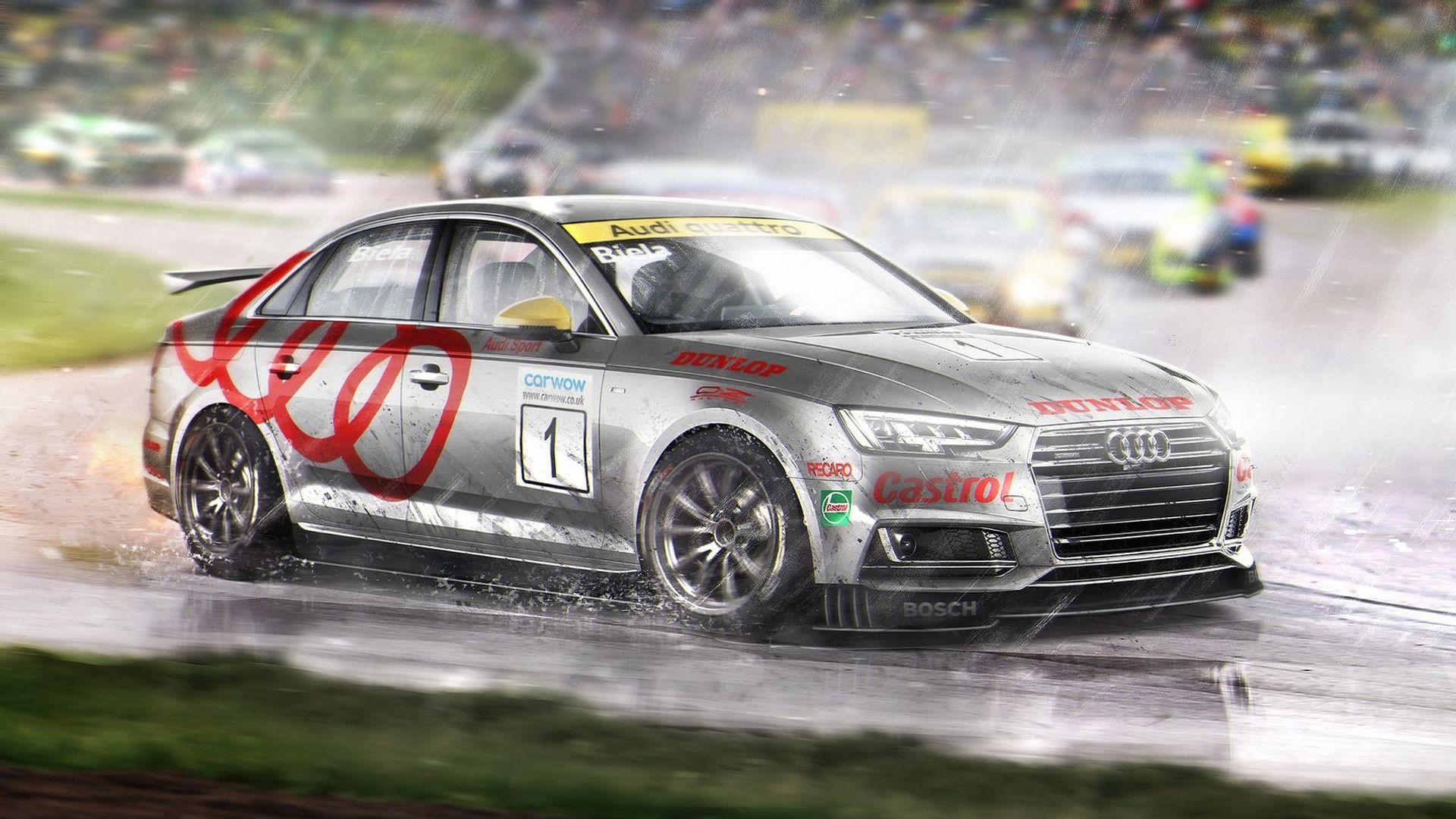 Audi A4 BTCC