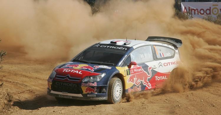 Citroën C4 WRC1