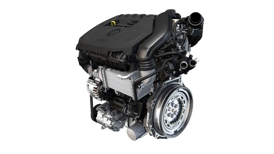 Volkswagen, EA211 TSI Evo