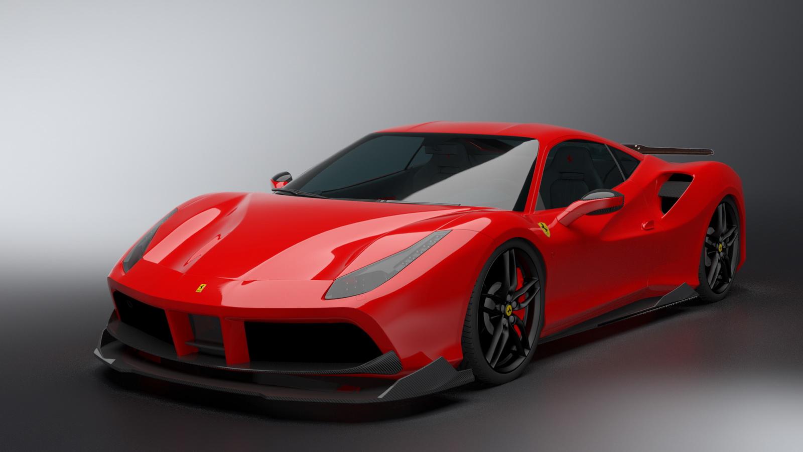 Dmc 171 Estica 187 O Ferrari 488 Gtb At 233 Aos 788 Cv